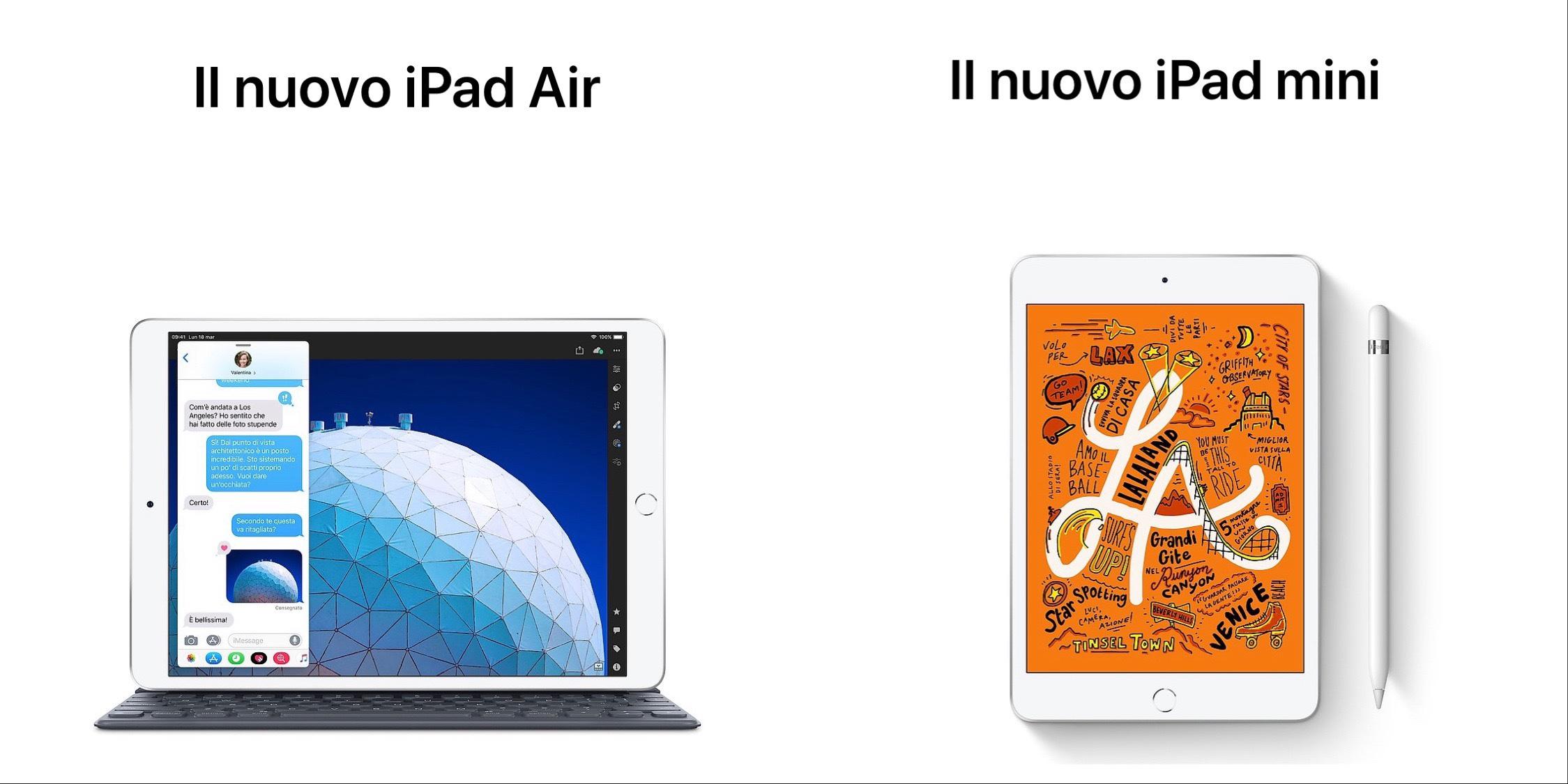 182af93398c Apple rilascia a sorpresa nuovi iPad, iMac e le AirPods 2 | CeoTech