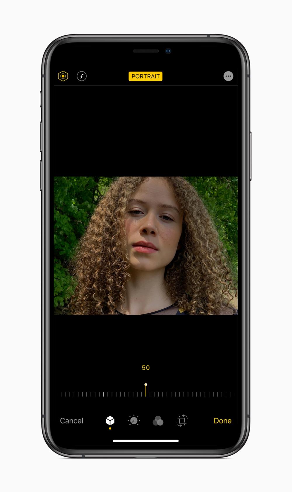Apple-ios-13-portrait-screen-iphone-xs-06032019