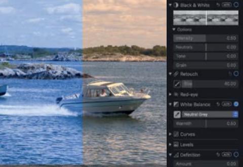 MacOS Correggere le foto con gli strumenti Apple4