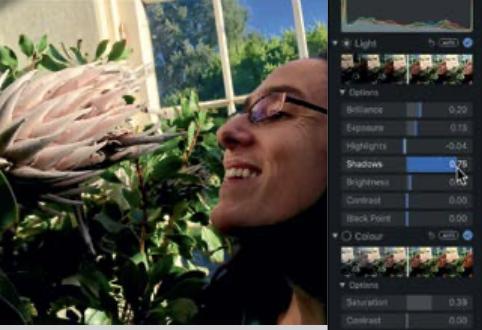 MacOS Correggere le foto con gli strumenti Apple5