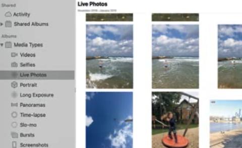 MacOS: Organizzare e trovare le foto_6