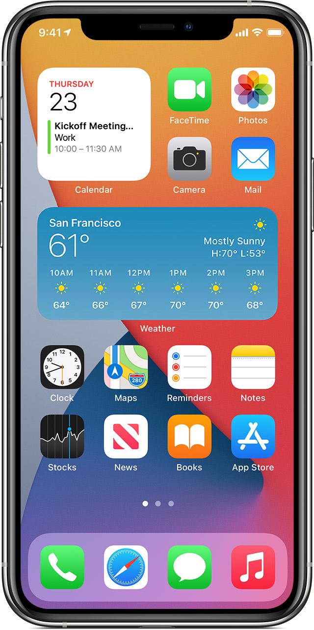 ios14-iphone-11pro-widgets-home-screen