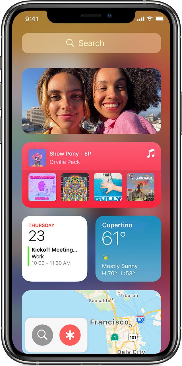 ios14-iphone-11pro-widgets-today-view