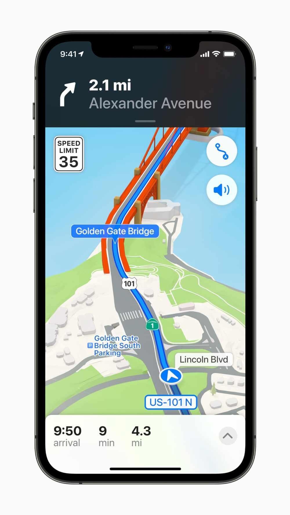 Apple-iPhone12Pro-iOS15-maps-navigation-060721